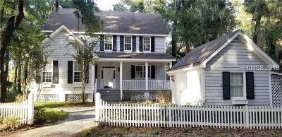 Daufuskie Island Single Family Home For Sale: 25 Prestwick Green