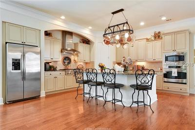 Bluffton Single Family Home For Sale: 8 Sweet Pond Ct