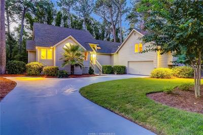 Hilton Head Island Single Family Home For Sale: 6 Governors Lane