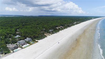 Hilton Head Island Single Family Home For Sale: 9 Piping Plover Road