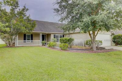 Bluffton Single Family Home For Sale: 4 Woodcroft Court