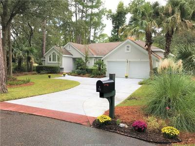 Beaufort County Single Family Home For Sale: 7 Legacy Court