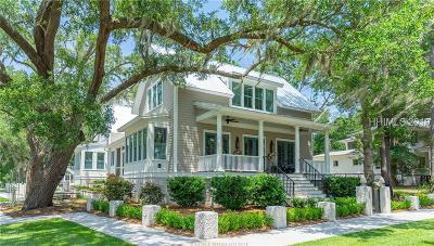 Beaufort Single Family Home For Sale: 32 W Haven