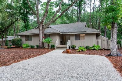 Beaufort County Single Family Home For Sale: 1 Wildwood Court