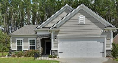 Bluffton Single Family Home For Sale: 15 Cedars Edge Court