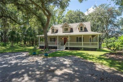 Lady's Island Single Family Home For Sale: 19 Barnwell Drive