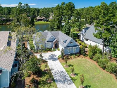 Hampton Lake Single Family Home For Sale: 21 Anchor Cove Court