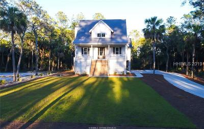 Single Family Home For Sale: 7 Palmetto Point Drive