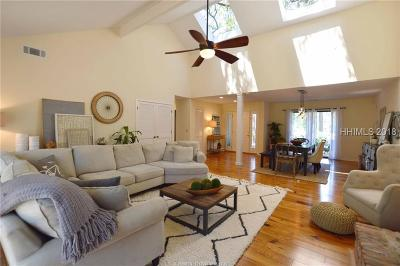 Hilton Head Island Single Family Home For Sale: 83 Governors Road