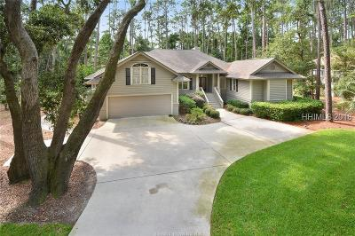 Beaufort County Single Family Home For Sale: 28 Governors Lane