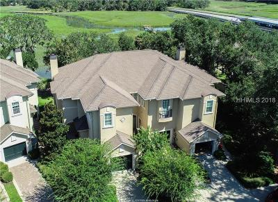 Beaufort County Single Family Home For Sale: 31 Seagrass Landing Court