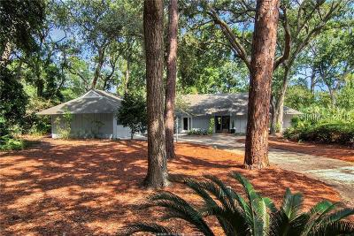 Beaufort County Single Family Home For Sale: 3 Up Wind
