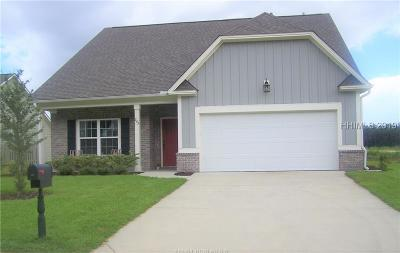 Bluffton Single Family Home For Sale: 249 Station Parkway