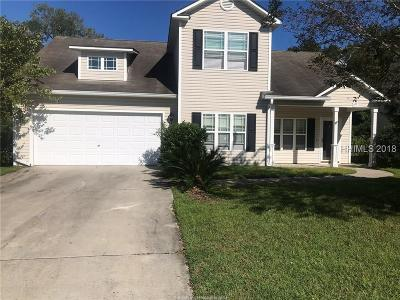Bluffton, Okatie Single Family Home For Sale: 85 Heartstone Circle