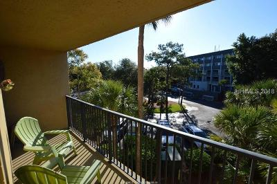 Hilton Head Island Condo/Townhouse For Sale: 34 S Forest Beach Drive #12A