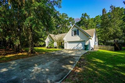 Beaufort Single Family Home For Sale: 58 Francis Marion Circle