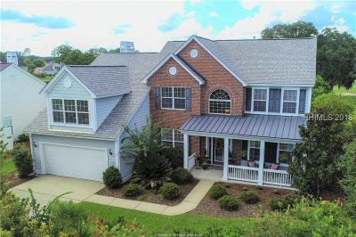 Bluffton Single Family Home For Sale: 6 Wilmington Island Court
