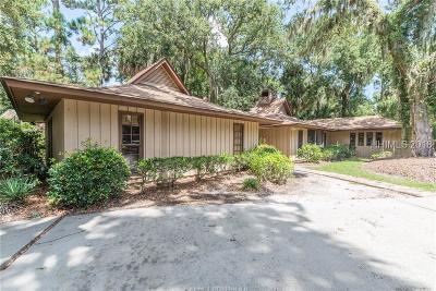Beaufort County Single Family Home For Sale: 13 Mallard Rd