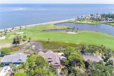 Fripp Island Single Family Home For Sale: 469 Porpoise Circle