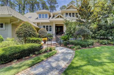 Hilton Head Island Single Family Home For Sale: 7 Painted Bunting Road