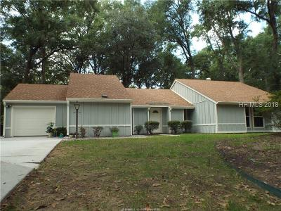 Beaufort Single Family Home For Sale: 38 Sea Gull Drive