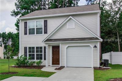 Bluffton Single Family Home For Sale: 201 Turkey Oak Drive