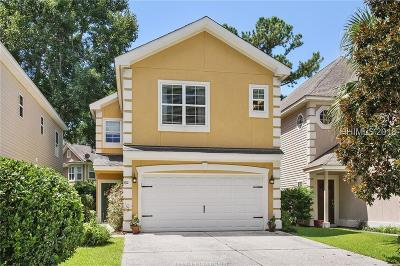 Hilton Head Island Single Family Home For Sale: 82 Gold Oak Drive