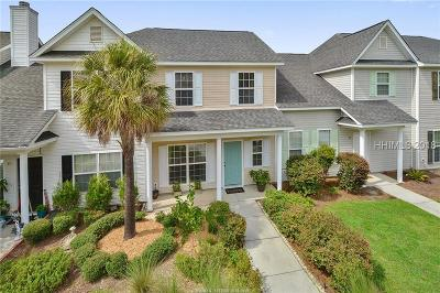 Bluffton Single Family Home For Sale: 13 Running Oak Drive