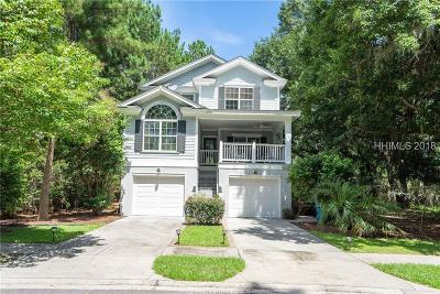 Beaufort Single Family Home For Sale: 2205 Moss Street