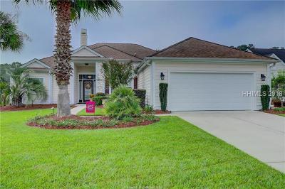 Bluffton Single Family Home For Sale: 17 Yonges Island Dr