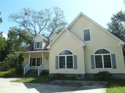 Hilton Head Island Single Family Home For Sale: 236 Wild Horse Road