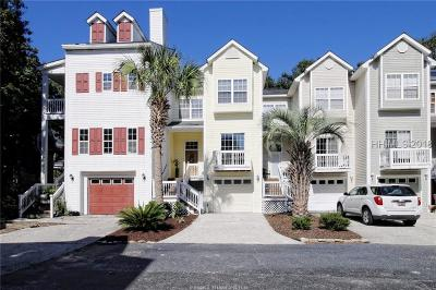 Hilton Head Island Single Family Home For Sale: 62 Jib Sail Court