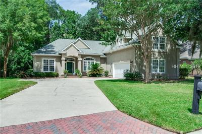 Bluffton Single Family Home For Sale: 7 Carrington Point