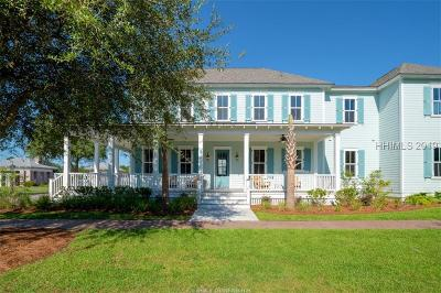 Bluffton Single Family Home For Sale: 13 Caspian Lane