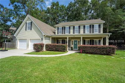 Ridgeland Single Family Home For Sale: 38 Carriage Way