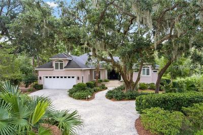 Beaufort County Single Family Home For Sale: 21 River Club Drive