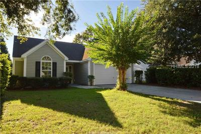 Bluffton Single Family Home For Sale: 101 Lake Linden Drive
