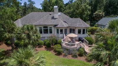 Single Family Home For Sale: 237 Callawassie Drive