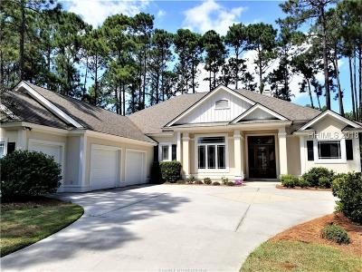 Palmetto Hall Single Family Home For Sale: 6 Oglethorpe Lane