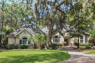 Colleton River Single Family Home For Sale: 21 Hawthorne Road