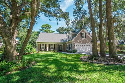 Palmetto Hall Single Family Home For Sale: 35 Tucker Ridge Court