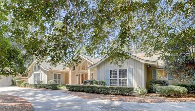 Moss Creek Single Family Home For Sale: 55 Saw Timber Drive