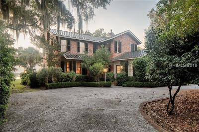 Beaufort Single Family Home For Sale: 875 Ribaut Rd