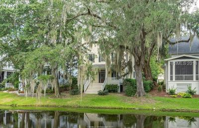 Beaufort Single Family Home For Sale: 20 Oak Pond Passage