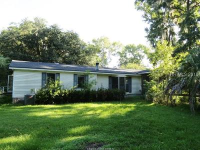 Beaufort Single Family Home For Sale: 102 Winsor Road
