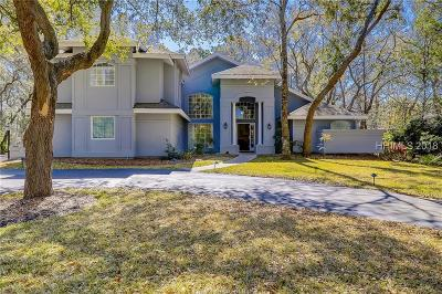 Beaufort County Single Family Home For Sale: 49 Off Shore
