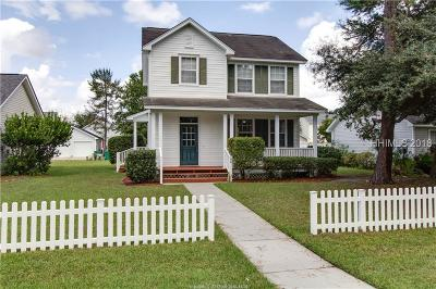 Bluffton Single Family Home For Sale: 40 Able Street