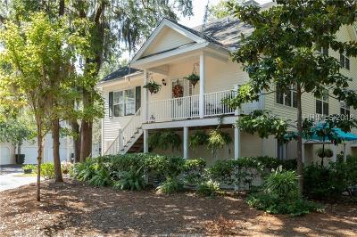 Hilton Head Island Condo/Townhouse For Sale: 31 Brittany Place #23