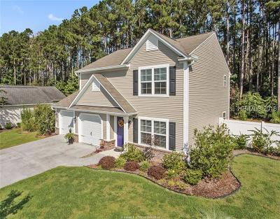 Bluffton SC Single Family Home For Sale: $244,900