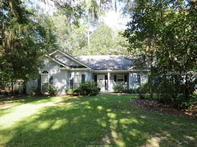 Ridgeland Single Family Home For Sale: 19 Woods Court